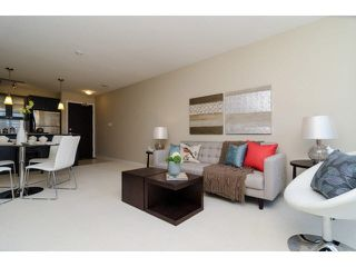 """Photo 7: 504 7225 ACORN Avenue in Burnaby: Highgate Condo for sale in """"AXIS"""" (Burnaby South)  : MLS®# V1071160"""