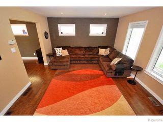 Photo 5: 136 Harrowby Avenue in WINNIPEG: St Vital Residential for sale (South East Winnipeg)  : MLS®# 1518220