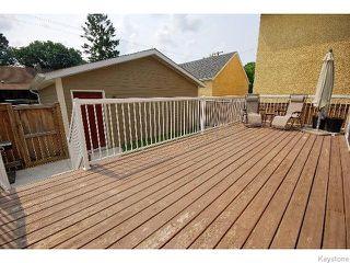 Photo 16: 136 Harrowby Avenue in WINNIPEG: St Vital Residential for sale (South East Winnipeg)  : MLS®# 1518220