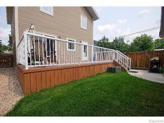 Photo 17: 136 Harrowby Avenue in WINNIPEG: St Vital Residential for sale (South East Winnipeg)  : MLS®# 1518220