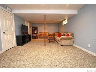 Photo 12: 136 Harrowby Avenue in WINNIPEG: St Vital Residential for sale (South East Winnipeg)  : MLS®# 1518220