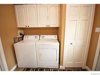 Photo 14: 136 Harrowby Avenue in WINNIPEG: St Vital Residential for sale (South East Winnipeg)  : MLS®# 1518220