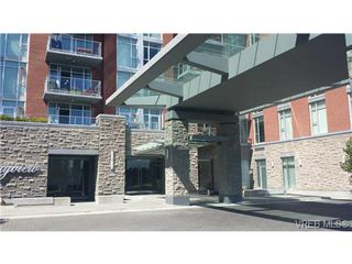 Main Photo: 305 100 Saghalie Rd in VICTORIA: VW Songhees Condo for sale (Victoria West)  : MLS®# 709576