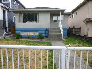 Photo 1: 6806 DOMAN Street in Vancouver: Killarney VE House for sale (Vancouver East)  : MLS®# V1138424