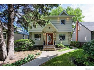 Main Photo: 412 De La Morenie Street in WINNIPEG: St Boniface Residential for sale (South East Winnipeg)  : MLS®# 1525445