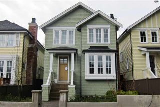 Photo 1: 3516 W 17TH Avenue in Vancouver: Dunbar House for sale (Vancouver West)  : MLS®# R2033448