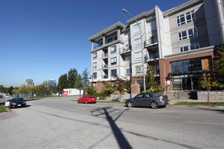 "Photo 1: 412 13733 107A Street in Surrey: Whalley Condo for sale in ""QUATTRO 1"" (North Surrey)  : MLS®# R2049088"