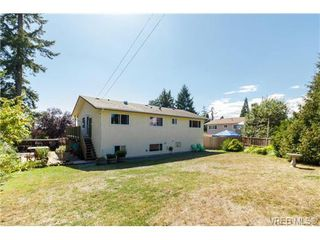 Photo 18: 600 Ridgegrove Ave in VICTORIA: SW Northridge House for sale (Saanich West)  : MLS®# 740825