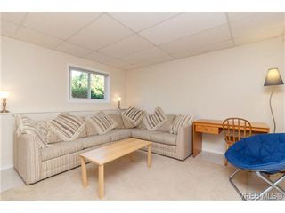 Photo 13: 600 Ridgegrove Ave in VICTORIA: SW Northridge House for sale (Saanich West)  : MLS®# 740825