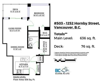 "Photo 20: 503 1252 HORNBY Street in Vancouver: Downtown VW Condo for sale in ""Pure"" (Vancouver West)  : MLS®# R2106411"