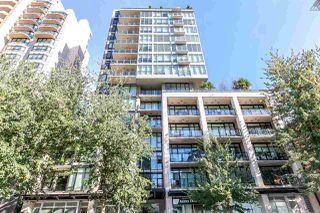 "Photo 1: 503 1252 HORNBY Street in Vancouver: Downtown VW Condo for sale in ""Pure"" (Vancouver West)  : MLS®# R2106411"