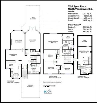 Photo 16: 3310 APEX Place in North Vancouver: Roche Point House for sale : MLS®# R2131775