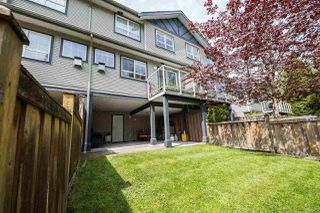 Photo 18: 4 11229 232 Street in Maple Ridge: East Central Townhouse for sale : MLS®# R2164359
