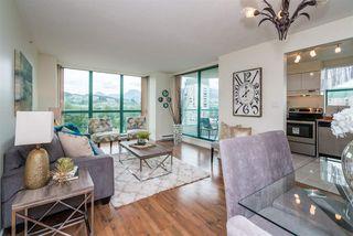 Photo 7: 1706 3071 GLEN Drive in Coquitlam: North Coquitlam Condo for sale : MLS®# R2169869