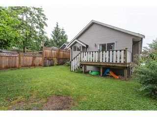 Photo 19: 7573 COLUMBIA Street in Mission: Mission BC 1/2 Duplex for sale : MLS®# R2175303