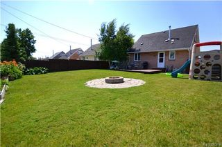 Photo 16: 557 Whytewold Road in Winnipeg: Jameswood Residential for sale (5F)  : MLS®# 1719696