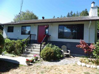 Main Photo: 5711 TRAIL Avenue in Sechelt: Sechelt District House for sale (Sunshine Coast)  : MLS®# R2194630