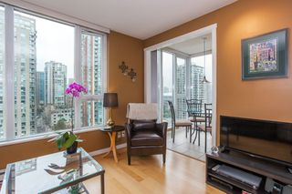 "Photo 8: 1604 1010 RICHARDS Street in Vancouver: Yaletown Condo for sale in ""The Gallery"" (Vancouver West)  : MLS®# R2204438"