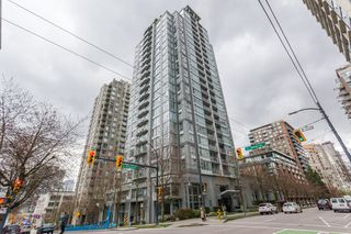 "Photo 1: 1604 1010 RICHARDS Street in Vancouver: Yaletown Condo for sale in ""The Gallery"" (Vancouver West)  : MLS®# R2204438"