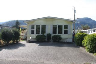 Photo 1: 59-5742 Unsworth Road in Chilliwack: Sardis West Vedder Rd Manufactured Home for sale : MLS®# R2206828