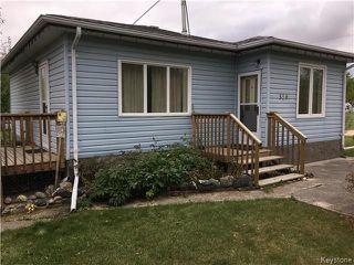 Photo 1: 550 Park Avenue: Winnipeg Beach Residential for sale (R26)  : MLS®# 1725920