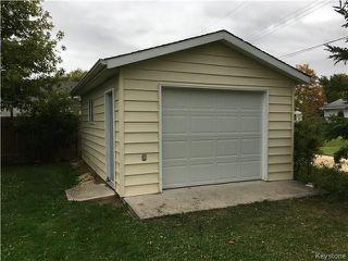 Photo 10: 550 Park Avenue: Winnipeg Beach Residential for sale (R26)  : MLS®# 1725920