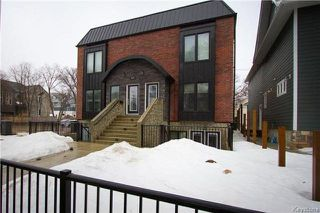 Photo 19: 1 924 Dorchester Avenue in Winnipeg: Crescentwood Condominium for sale (1Bw)  : MLS®# 1730814