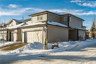 Main Photo: 22 102 Canoe Square: Airdrie House for sale : MLS®# C4160753