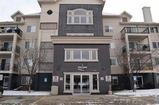 Main Photo: 432 592 HOOKE Road in Edmonton: Zone 35 Condo for sale : MLS®# E4104080