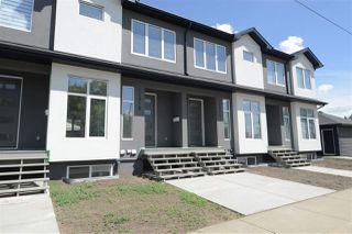 Main Photo: 14916 108 Avenue in Edmonton: Zone 21 Townhouse for sale : MLS®# E4117786