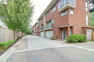 Photo 1: 1 9171 FERNDALE Road in Richmond: McLennan North Townhouse for sale : MLS®# R2300013