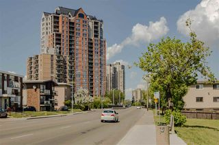 Main Photo: 708 9020 JASPER Avenue in Edmonton: Zone 13 Condo for sale : MLS®# E4129335