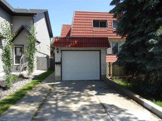 Main Photo: 8551 88 Street in Edmonton: Zone 18 House Half Duplex for sale : MLS®# E4132899