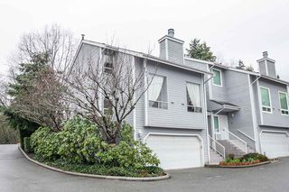 "Photo 1: 8229 VIVALDI Place in Vancouver: Champlain Heights Townhouse for sale in ""ASHLEIGH HEIGHTS"" (Vancouver East)  : MLS®# R2331263"