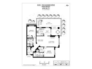 "Photo 20: 105 700 KLAHANIE Drive in Port Moody: Port Moody Centre Condo for sale in ""BOARDWALK IN KLAHANIE"" : MLS®# R2339172"