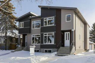 Main Photo: 6319 105A Street in Edmonton: Zone 15 House Half Duplex for sale : MLS®# E4143596