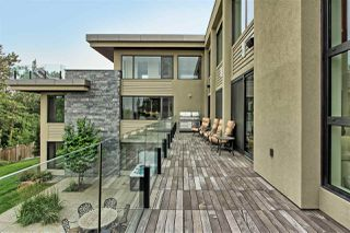 Photo 24: 2450 CAMERON RAVINE Drive in Edmonton: Zone 20 House for sale : MLS®# E4145906