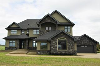 Photo 1: 208 Riverview Way: Rural Sturgeon County House for sale : MLS®# E4147214
