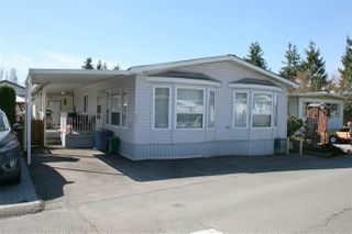 "Main Photo: 55 201 CAYER Street in Coquitlam: Maillardville Manufactured Home for sale in ""Wildwood"" : MLS®# R2354184"