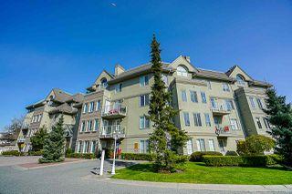 "Main Photo: 103 12125 75A Avenue in Surrey: West Newton Condo for sale in ""Strawberry Hill Estates"" : MLS®# R2366357"