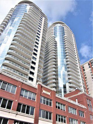 Photo 1: 2505 10152 104 Street in Edmonton: Zone 12 Condo for sale : MLS®# E4156660