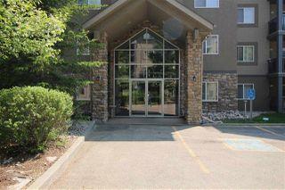 Photo 26: 324 279 SUDER GREENS Drive in Edmonton: Zone 58 Condo for sale : MLS®# E4159188