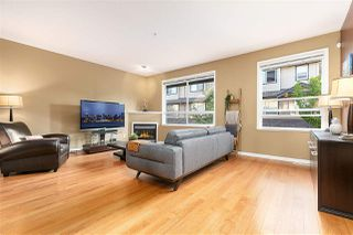 "Photo 1: 62 3127 SKEENA Street in Port Coquitlam: Riverwood Townhouse for sale in ""River's Walk"" : MLS®# R2376337"