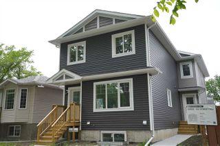 Main Photo: 12008 62 Street NE in Edmonton: Zone 06 House Half Duplex for sale : MLS®# E4160688