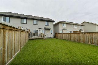 Photo 26: 1649 HAMMOND Crescent in Edmonton: Zone 58 House Half Duplex for sale : MLS®# E4169441