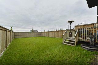 Photo 25: 1649 HAMMOND Crescent in Edmonton: Zone 58 House Half Duplex for sale : MLS®# E4169441