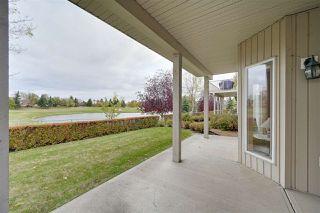 Photo 28: 45 929 PICARD Drive in Edmonton: Zone 58 House Half Duplex for sale : MLS®# E4176920