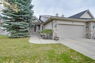 Photo 1: 45 929 PICARD Drive in Edmonton: Zone 58 House Half Duplex for sale : MLS®# E4176920