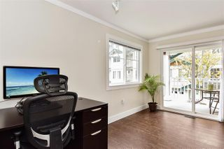 "Photo 4: 126 12711 64 Avenue in Surrey: West Newton Townhouse for sale in ""Pallette on the Park"" : MLS®# R2417889"