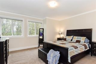 "Photo 11: 126 12711 64 Avenue in Surrey: West Newton Townhouse for sale in ""Pallette on the Park"" : MLS®# R2417889"